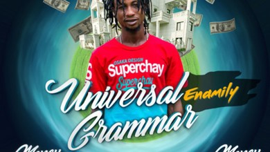 Photo of Audio: Universal Grammar (Money Mansion Riddim) by Enamily