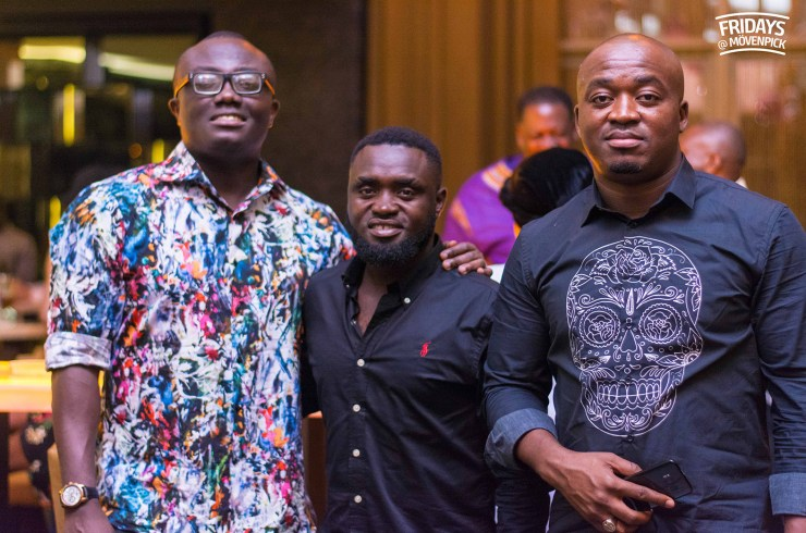 DJ Mensah partners with Movenpick Hotel for 'Simply Irresistible' party every Fridays