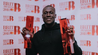 Photo of Stormzy wins 2 and lights up Brit Awards 2018