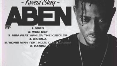 Photo of Audio: Aben EP by Kwesi Slay