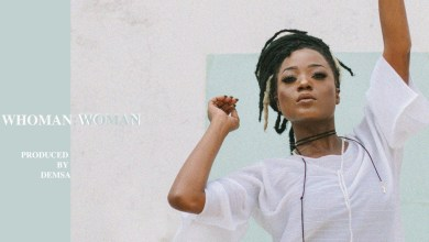 Photo of Audio: Whoman Woman by Efya