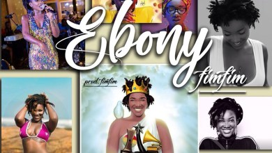 Photo of Fimfim shares touching tribute to Ebony
