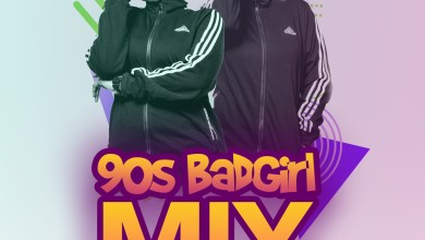 Photo of Audio: 90s BadGal Mix by DJ Poga