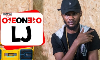 1 On 1: Rappers are scared of me - Lyrical Joe (LJ)