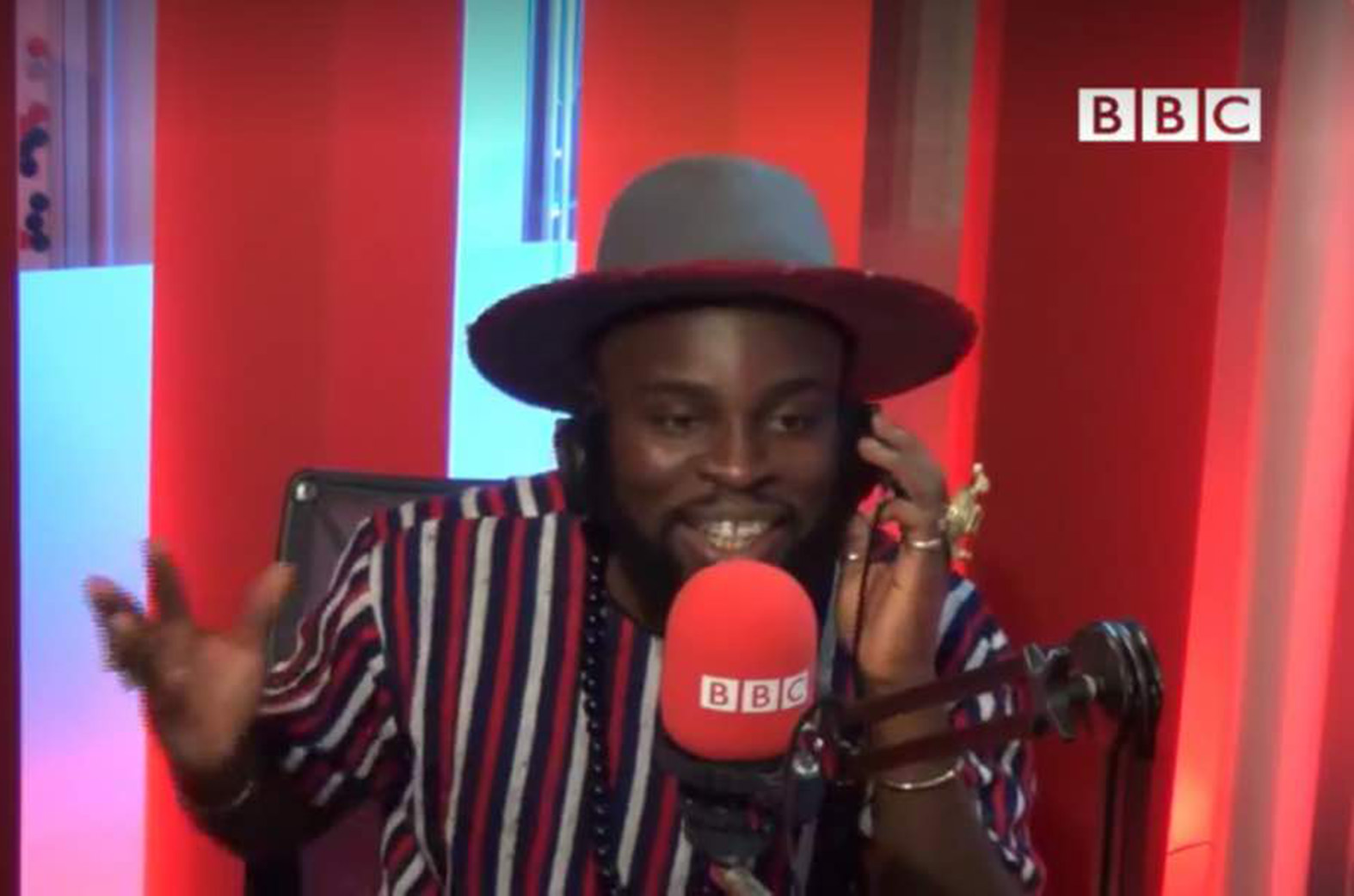 BBC grills godMC, M.anifest, on music, fashion and sexism