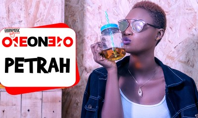 1 on 1 with Petrah