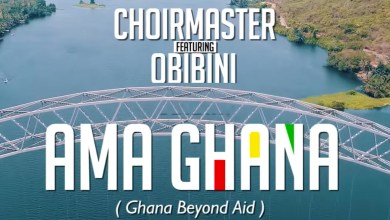 Photo of Video Premiere: Ama Ghana by Choir Master feat. Obibini