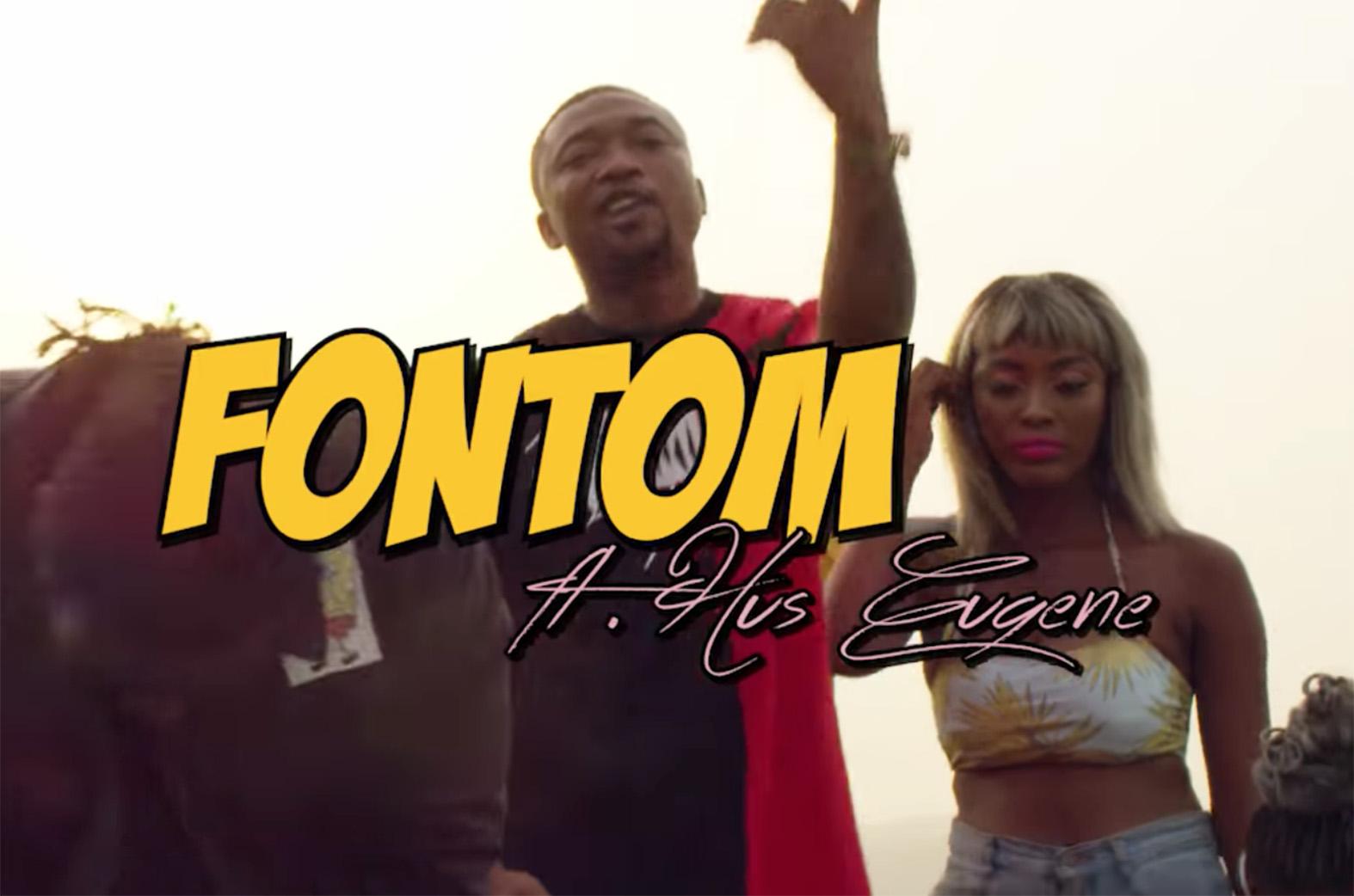 Tonight by Fontom feat. Hus Eugene
