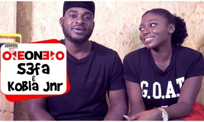 We Didn't file for VGMAs; we didn't want to win all - Kobla Jnr & S3fa