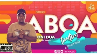 Aboa Oni Dua by Tim Tim feat. Sherif Keita