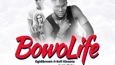 Bo Wo Life by Ogidi Brown feat. Kofi Kinaata
