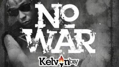 No War by Kelvynboy