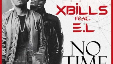 Photo of Audio: No Time by Xbills feat. E.L