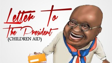 Photo of Audio: Letter To The President (Children Aid) by Awal