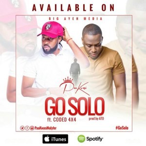 Go Solo by Paa Kwasi feat. Coded (4X4)