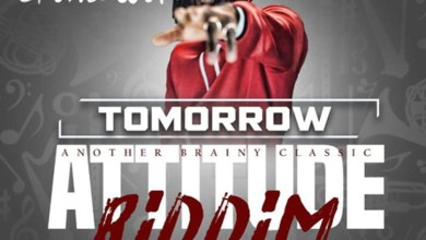 Tomorrow (Attitude Riddim) by Stonebwoy