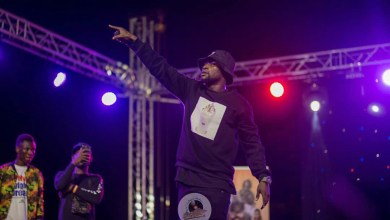 Photo of Keeny Ice steals show at Zylofon Cash Activation concert