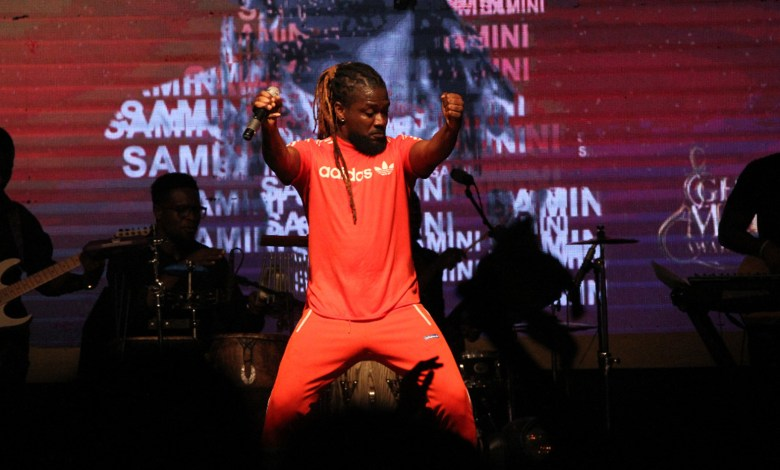 Photo of Samini to excite fans at MMC Live 2018 this April