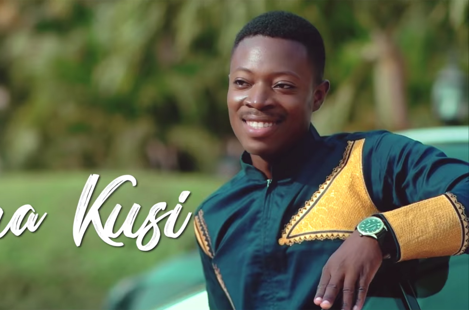 Afa by Berima Kusi feat. C/Supt Kofi Sarpong