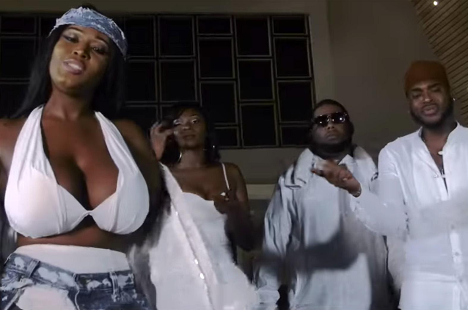 Korkorkor by BAM Allstars feat. D-Black, Dahlin Gage, S3fa, Kobla Jnr, Wisa, Nina Ricchie, Freda Rhymz & Osayo