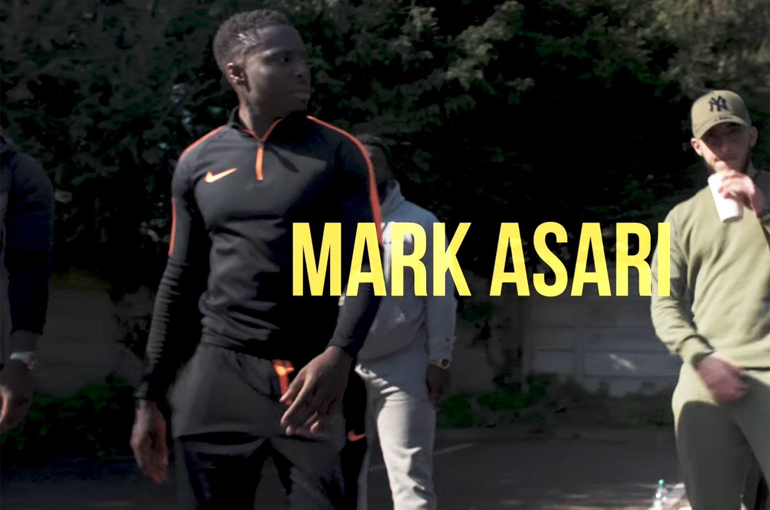 God's Plan (Freestyle) by Mark Asari