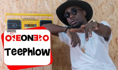 Strongman rode on me to get back into the limelight - Teephlow