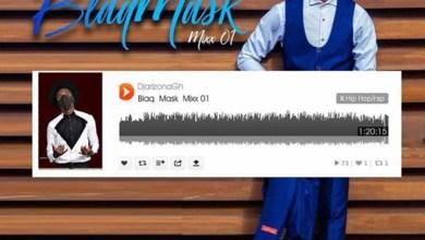 BlaqMask Mixx 0.1 by DJ Arizona
