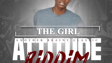 Photo of Audio: The Girl (Attitude Riddim) by Ringless