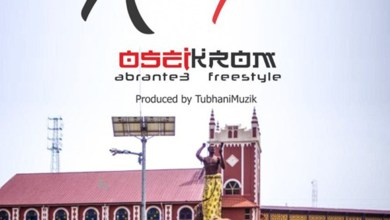Photo of Audio: Oseikrom Abrantie Freestyle by Kinpee