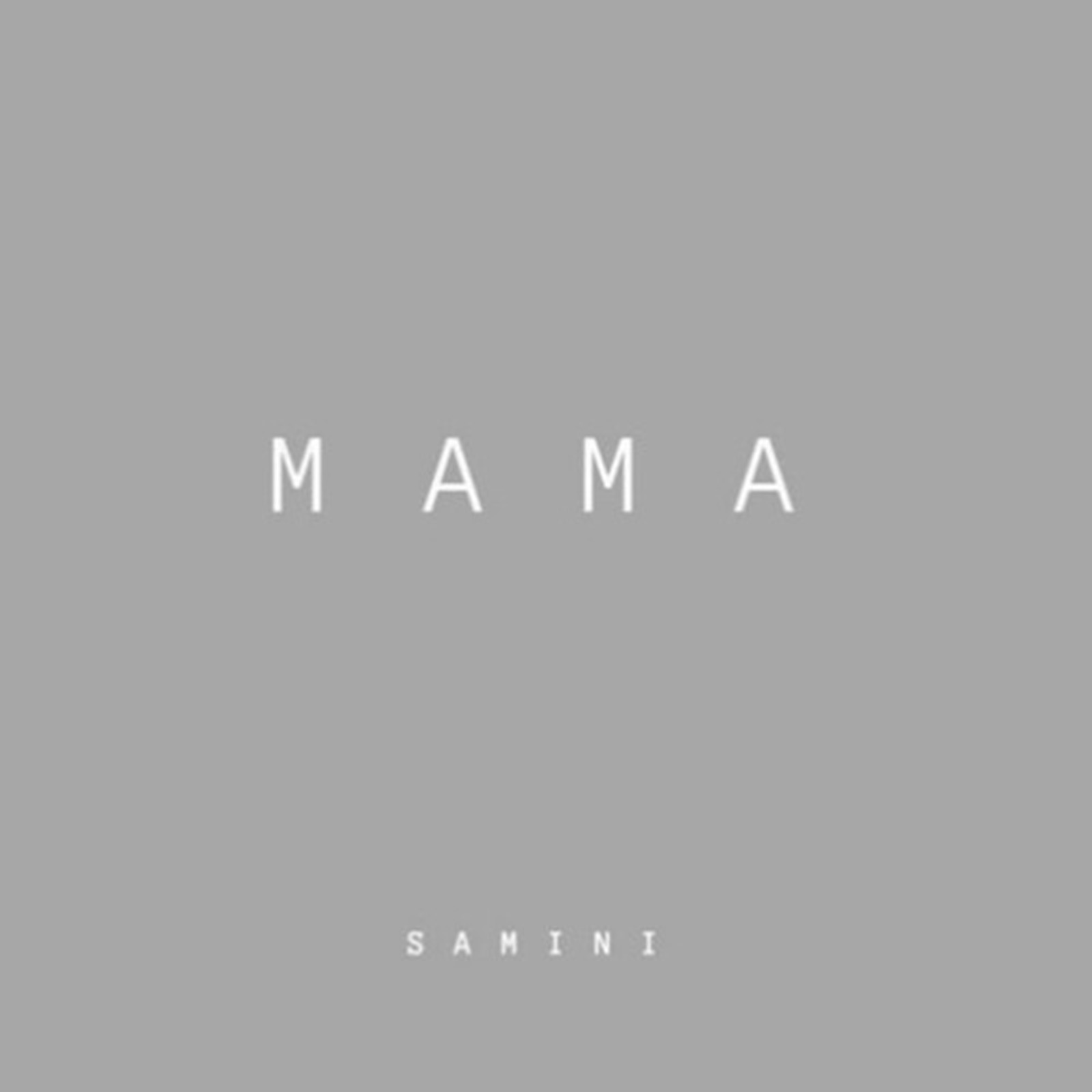 MAMA by Samini