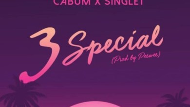 Photo of Audio: 3 Special by DJ Slim feat. Cabum & Singlet