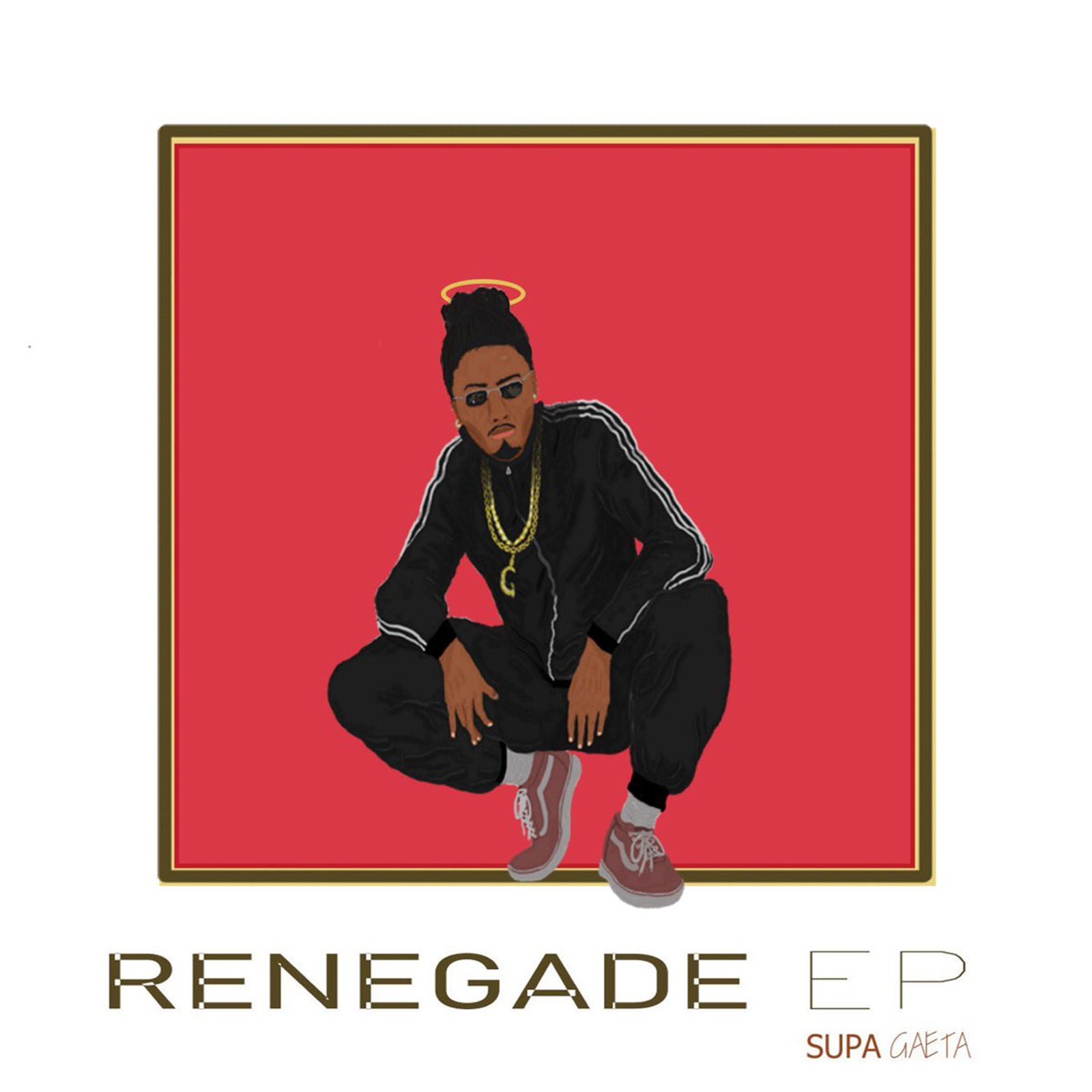 Renegade EP by SUPA GAETA