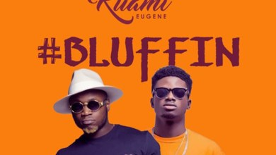 Photo of Lyrics: Bluffin by Goldkay feat. Kuami Eugene