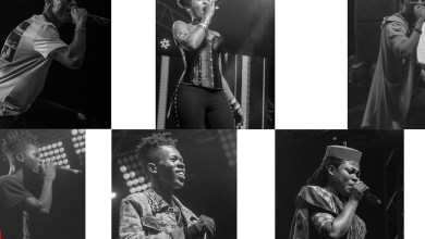 Photo of Video: Kwesi Arthur, Samini, MzVee & others perform at the VGMA Celebration Jam