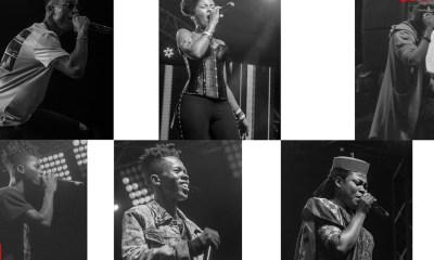 Kwesi Arthur, Samini, MzVee & others perform at the VGMA Celebration Jam