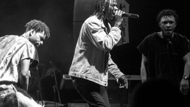 Photo of Video: Stonebwoy performs for almost an hour with live band
