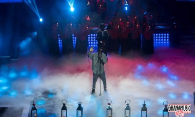 Sarkodie's holistic performance at the VGMA 2018