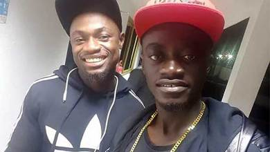 Photo of Lilwin signs with Theophilus Amoako as manager for Weezy Empire
