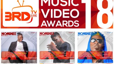Photo of Stonebwoy & Sarkodie lead nominees for 2018 3RD TV Music Video Awards