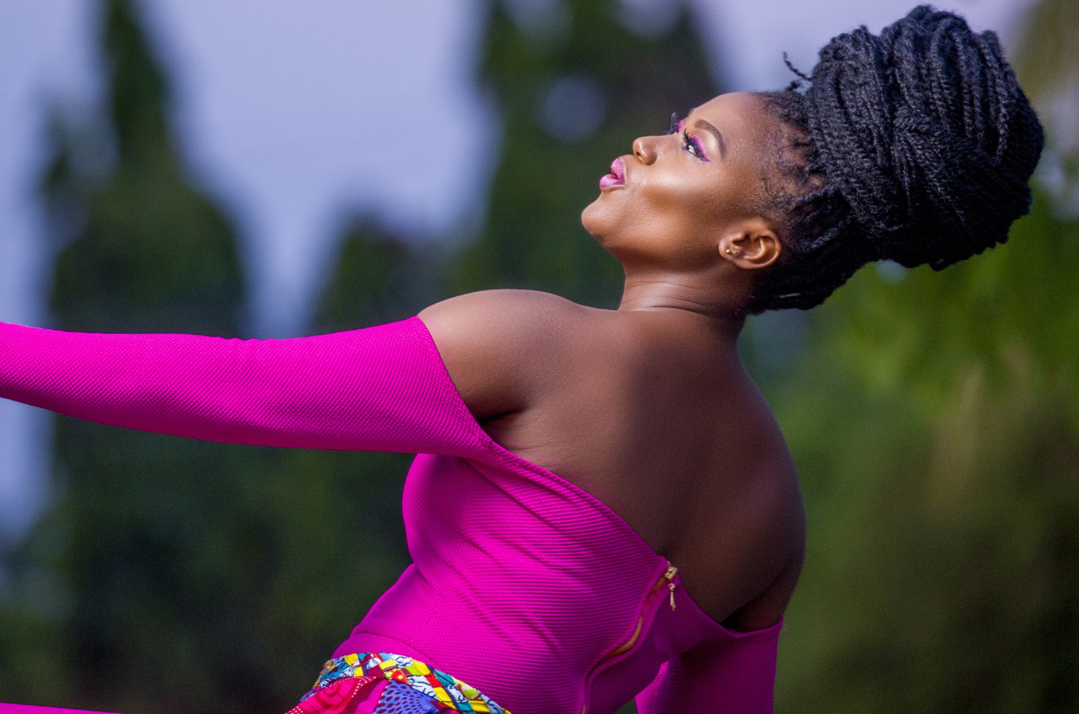 eShun drops video for 'Fakye' with legendary Ivan Quashigah