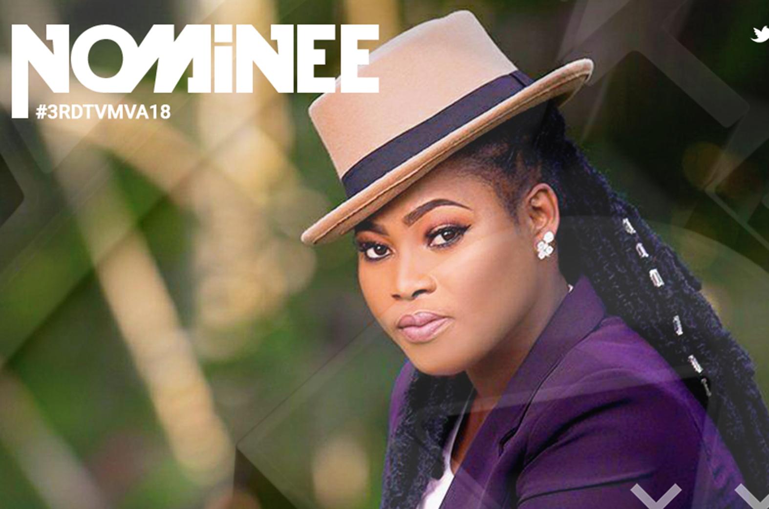 Joyce Blessing stands out as only gospel artiste for 3rdTV