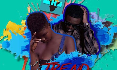 Trend by Dhat Gyal feat. Mr.Sean