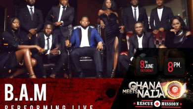 Photo of BAM AllStars drafted into 2018 Ghana Meets Naija squadron