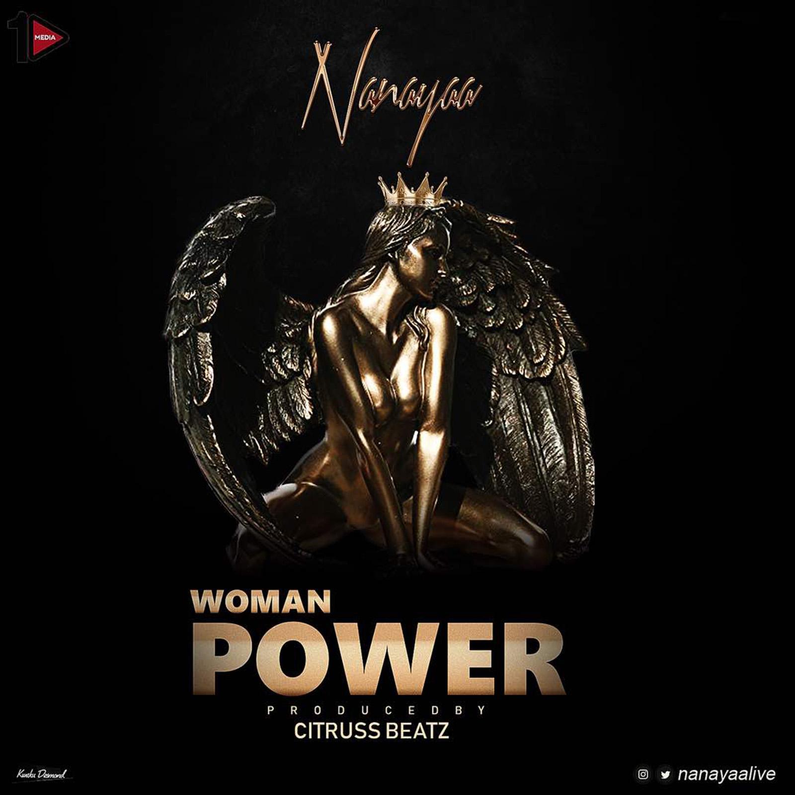 Woman Power by NanaYaa