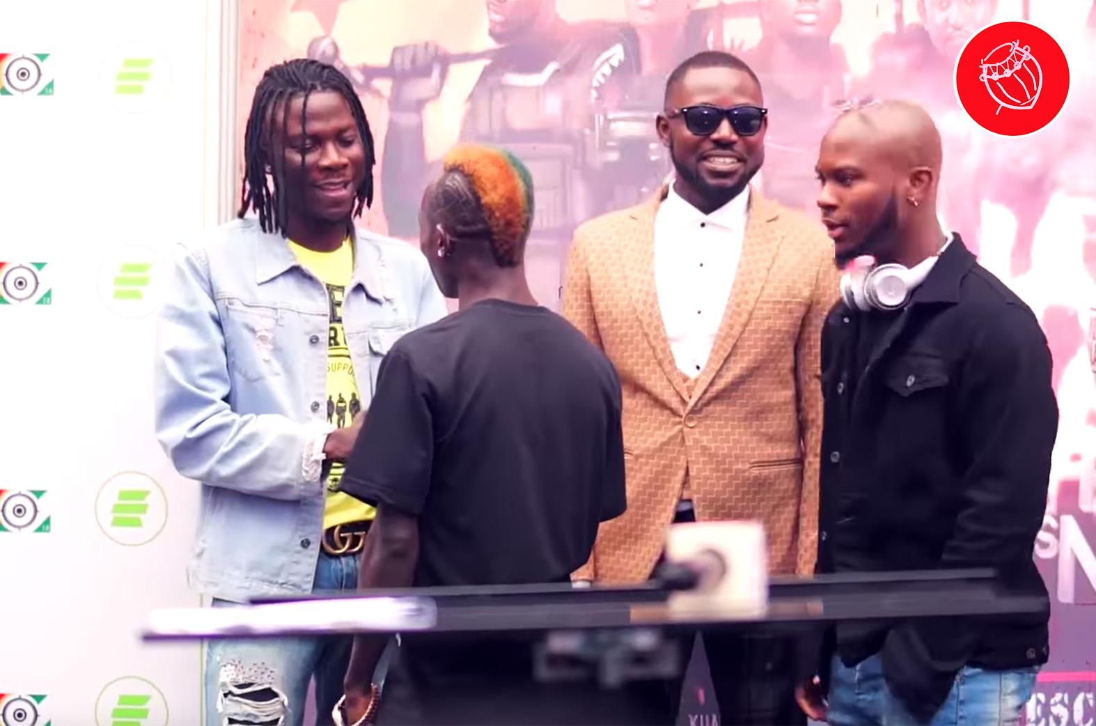 Video: Wizkid, Stonebwoy, Patapaa & more for Ghana Meets Naija 201