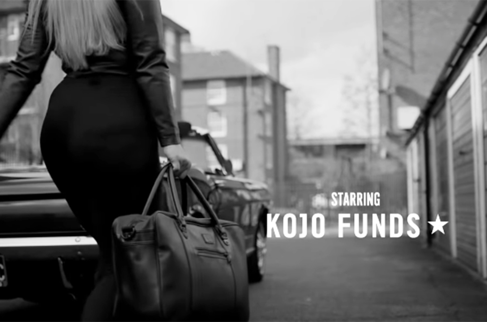 Video: Stallin' by Kojo Funds