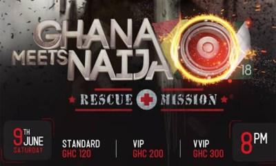 Bigger venue, better experience as Fantasy Dome hosts Ghana Meets Naija 2018