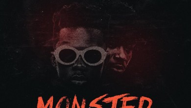 Monster by Strongman Burner feat. B4Bonah