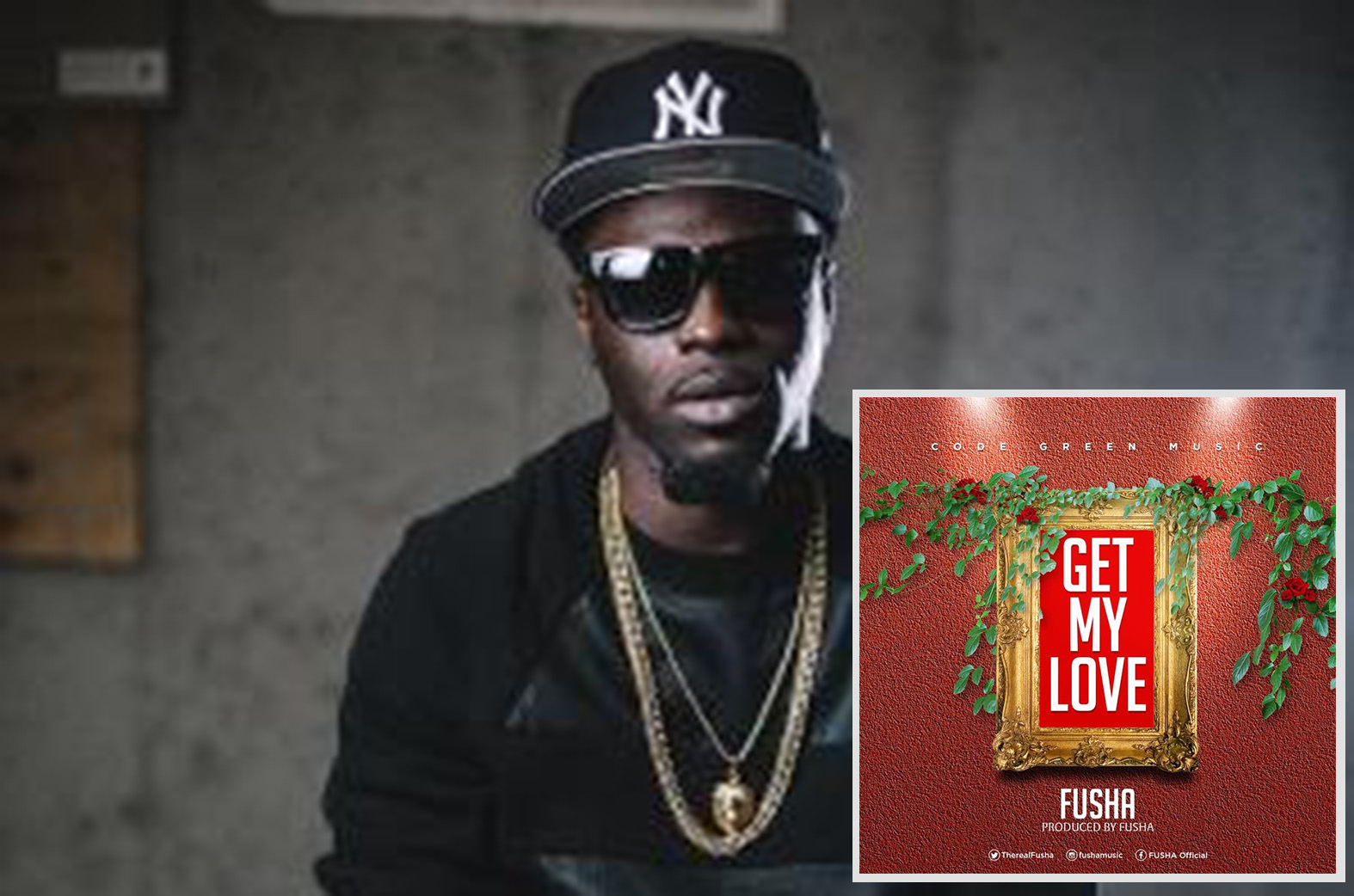 US based Fusha releases 'Get My Love'