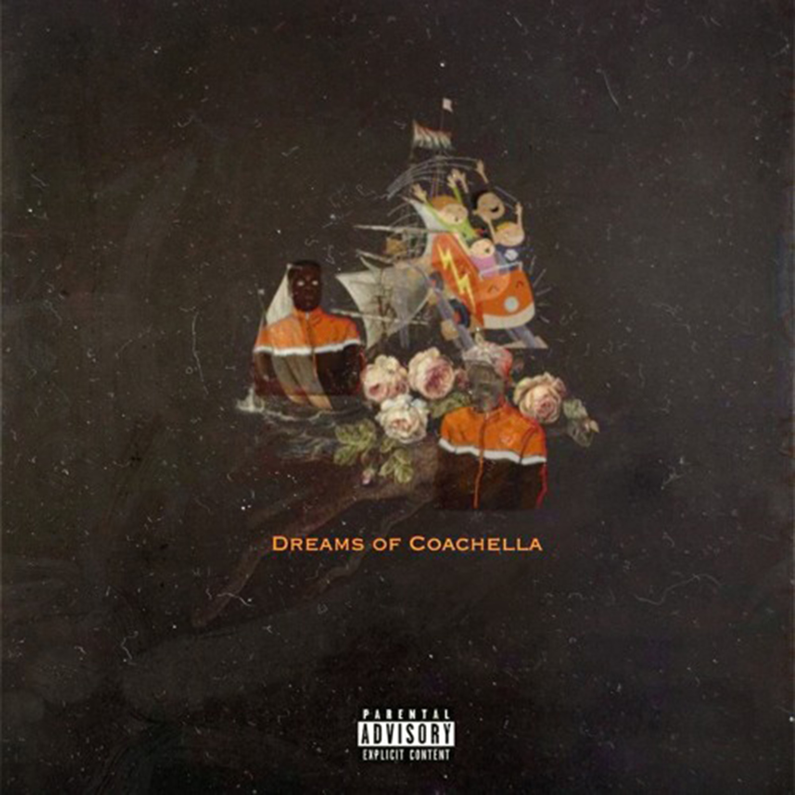 Dreams Of Coachella EP by Demmi